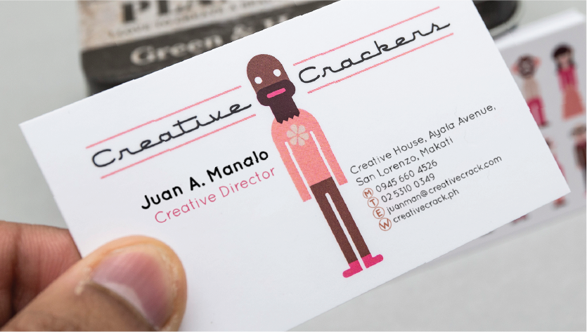 Semi-Gloss Business Cards - Zoom 2 Image